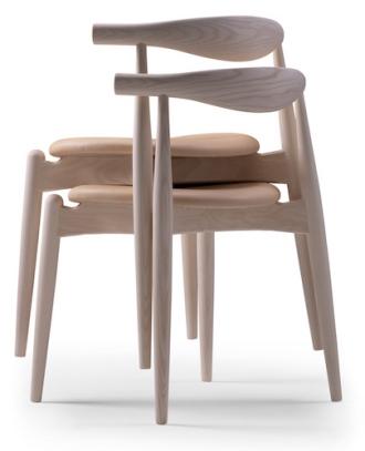 chaise elbow ch20 hans wegner carl hansen son. Black Bedroom Furniture Sets. Home Design Ideas