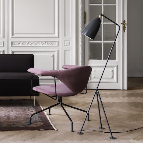 Gubi Chaise Lounge Masculo Design Gamfratesi