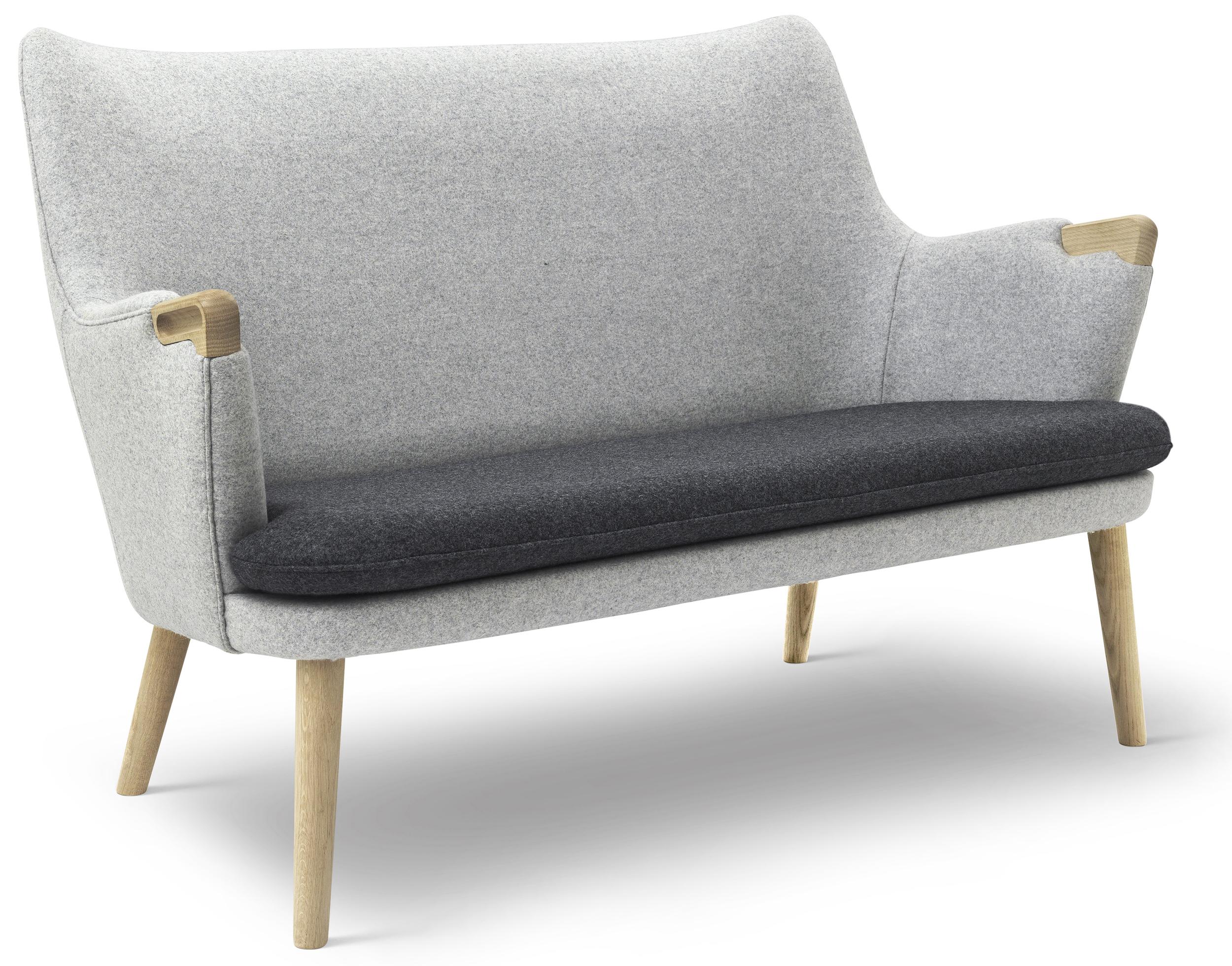 Carl Hansen Amp S 248 N Ch71 Lounge Chair Amp Ch72 Two Seater