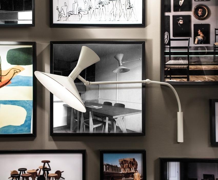 lampe de marseille mini le corbusier nemo. Black Bedroom Furniture Sets. Home Design Ideas